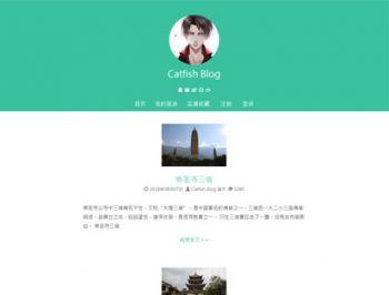 cBlog-simple主题
